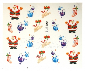 Christmas Sticker #122