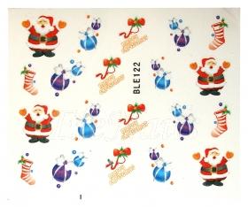 Christmas Sticker #122