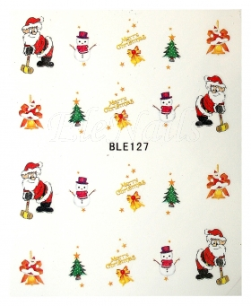 Christmas Sticker #127