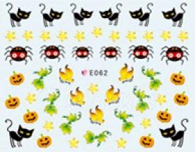 Halloween Sticker E062