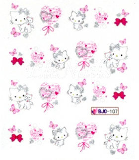 Kaetzchen Sticker BJC107