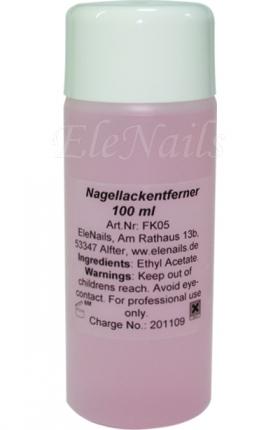 Nagellackentferner, 100 ml