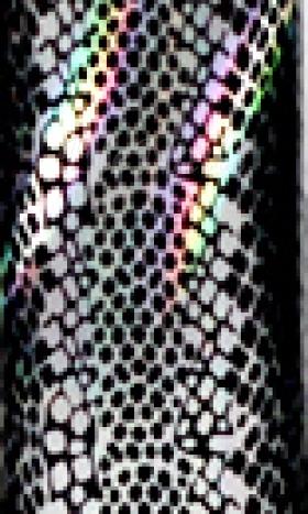 Nailart Folie Schlangenmuster