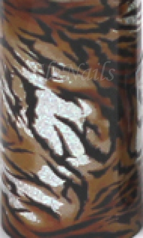 Nailart Folie Tiger