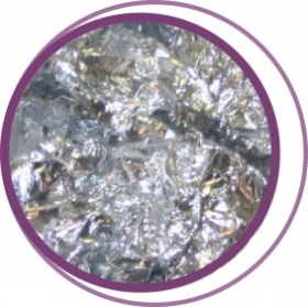 Silber Folie
