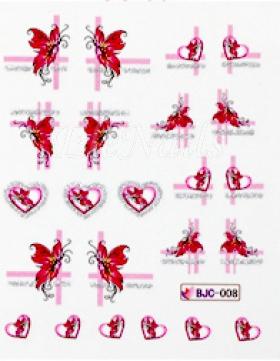 Sticker BJC008