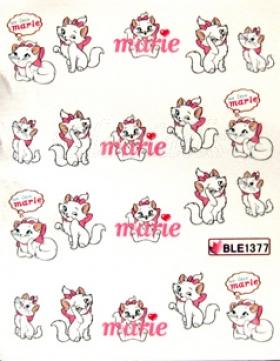Sticker Motiv BLE1377