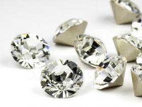 Swarovski Steine crystal 4mm