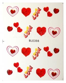 Valentine's Sticker BLE356